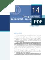 Cirurgia plástica periodontal - recobrimento  radicular