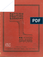 Pattern Drafting & Grading - M Rohr