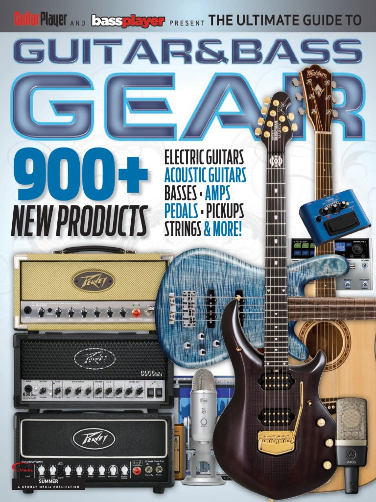 c0c1a022fe Guitar Player_s Ultimate Guide to Guitar & Bass Gear 2015 | Guitars |  String Instruments
