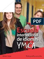 Pamphlet 2017 - Adult Courses (Spanish)