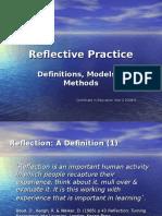 ReflectivePractice Detailed