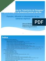 3-18. Sistema de Mantenimiento de Las Fosas Septicas (Conservacion e Inspeccion)