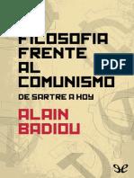 La filosofia frente al comunism - Alain Badiou.pdf
