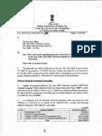 NDTV TaxDocuments NarayanRao Statement