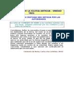 000109 23 - La Oracion Cristiana Por Las Autoridades - Cleme
