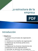 Estructura Basica de La Empresa-sist Contab Estudiar