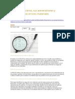 AUDITOOL - Estados Financieros, Sus Aseveraciones y Relación Con Los Errores Materiales