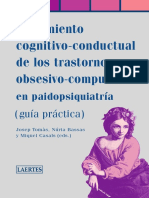 Tratamiento Cognitivo Conductual de Los TOC - Tomas, Bassas y Casas