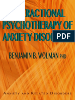Interactional Psychotherapy of Anxiety Disorders