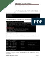 Configuracion DNS en CentOS6.8
