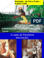 Orixás=Leitura psicológica das Yabás.pps