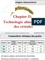 Technologies Alimentaires Des Céréales
