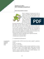 Evaluation Par Les Flux
