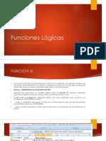 6. Funciones Lógicas