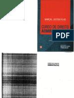 Curso de Direito Administrativo - Marçal Justen Filho - 10ª Edição - 2014