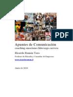 Comunicacion Coaching Empresa - Ricardo Roman