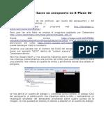TutorialWED-CrearunAeropuertoenX-Plane10