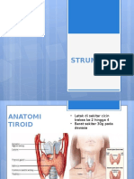Struma & Keganasan Pada Tiroid