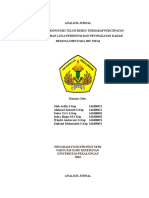 ANALISIS JURNAL
