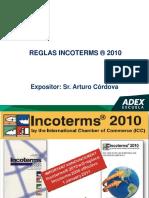 Reglas Incoterms 2010