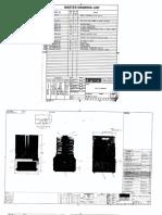 PDP-8 Memory Schematics Jun70