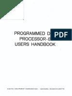 1966_PDP8_UsersHandbook