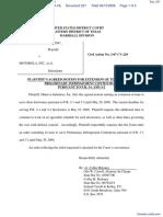 Minerva Industries, Inc. v. Motorola, Inc. et al - Document No. 221