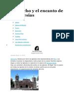 Ayacucho y El Encanto de Sus Iglesias