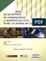 3 2014 Caracteristicas Mypes Metalmecanica Carpinteria