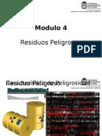 Modulo 4 Residuos Peligrosos