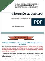 Clase7 Promocion de La Salud