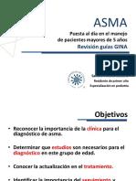 Asma Guias Gina Mayores de 5 Años