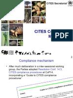 Compliance Mechanism