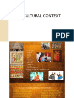 Culture and Context