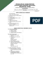 Form Keanggotaan PPNI 2016