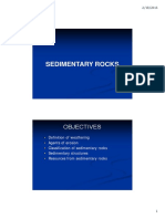 6. Sedimentary Rocks
