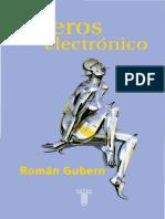 GUBERN, Roman - El Eros Electronico.pdf
