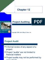 Project Audit