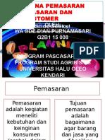 Presentase Marketing Plan
