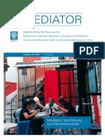 Tidsskrift Mediation