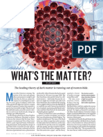 What's Dark Matter