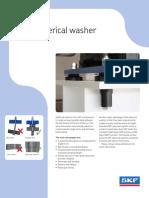 SKF Spherical Washer Brochure