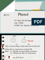 Phenol Giao An