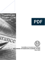Module - 1 Principles and Practice of Life Insurance