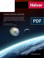 Human Centric Lighting Whitepaper
