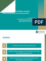 The future of development finance