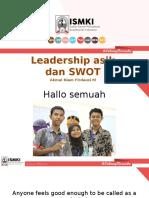 Leadership, SWOT