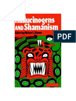 Harner, Michael J. -Hallucinogens and Shamanism (1973)