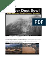 Denver Dust Bowl