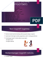 Model Sosial (Vygotsky)